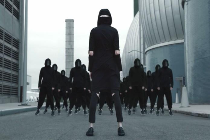 Y-3 представляют мини-фильм в качестве лукбука новой коллекции