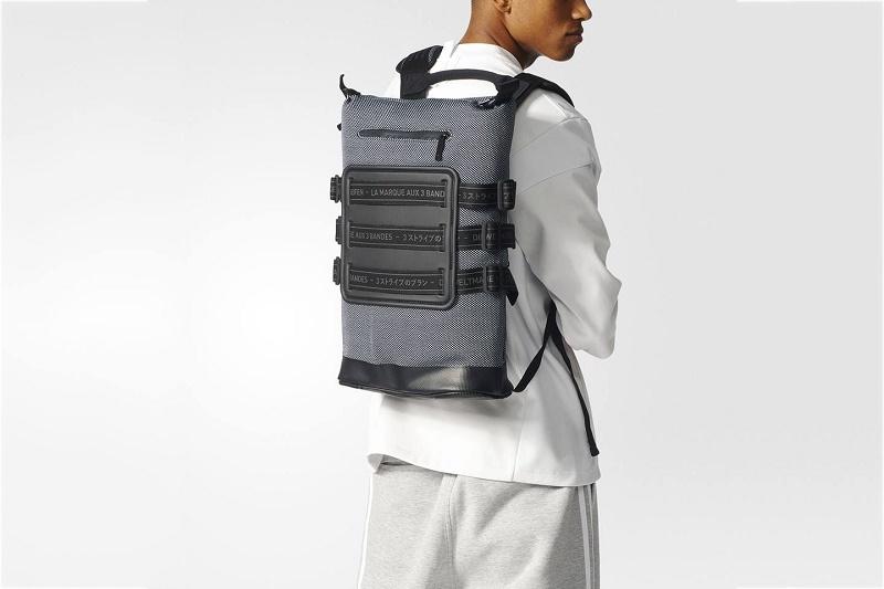 adidas выпускает новый рюкзак NMD Primeknit