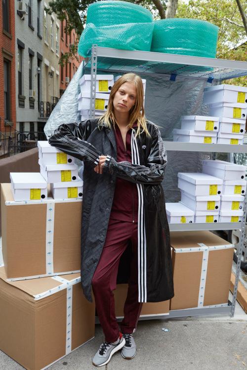 adidas Originals и Александр Ван представляют уже третью совместную коллекцию