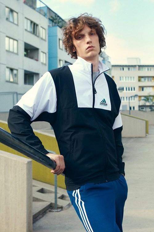 Ретро от adidas в весенне-летнем лукбуке