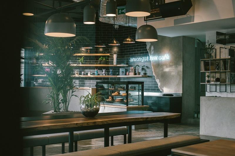 amongst few cafe – кулинарное расширение одноименного бутика