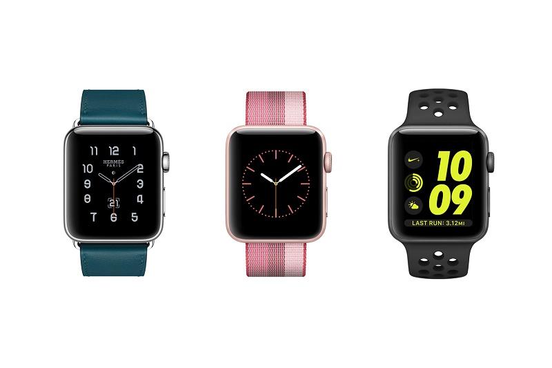 Apple представила новую коллекцию ремешков для Apple Watch