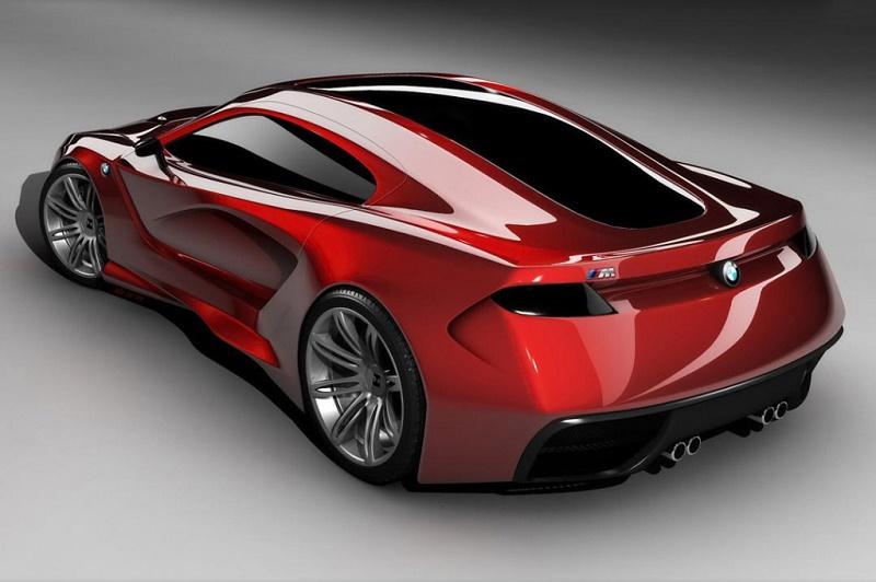 BMW выпустит M8 в трех типах кузова