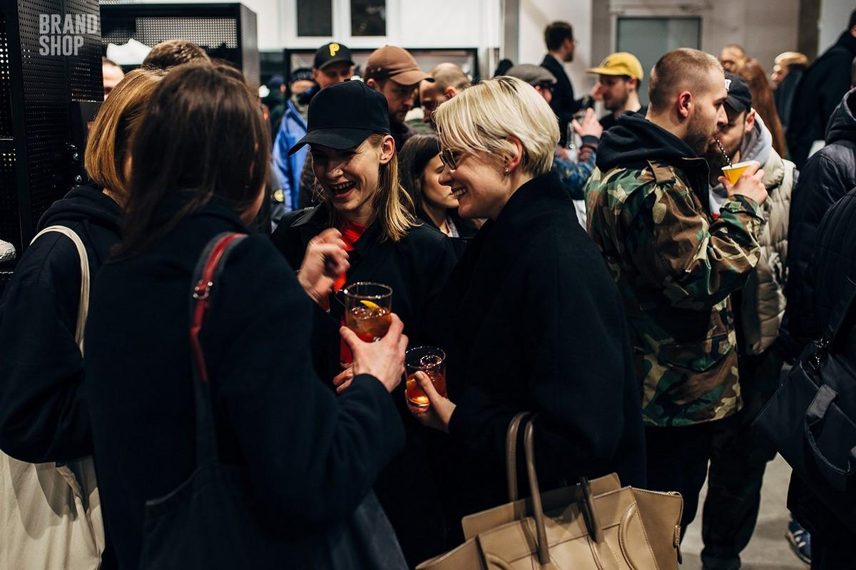 Brandshop Sneaker Store: факты о новом пространстве