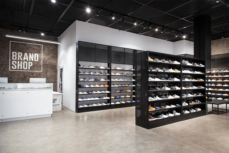 Brandshop Sneakerhead: лучший магазин кроссовок прямо сейчас