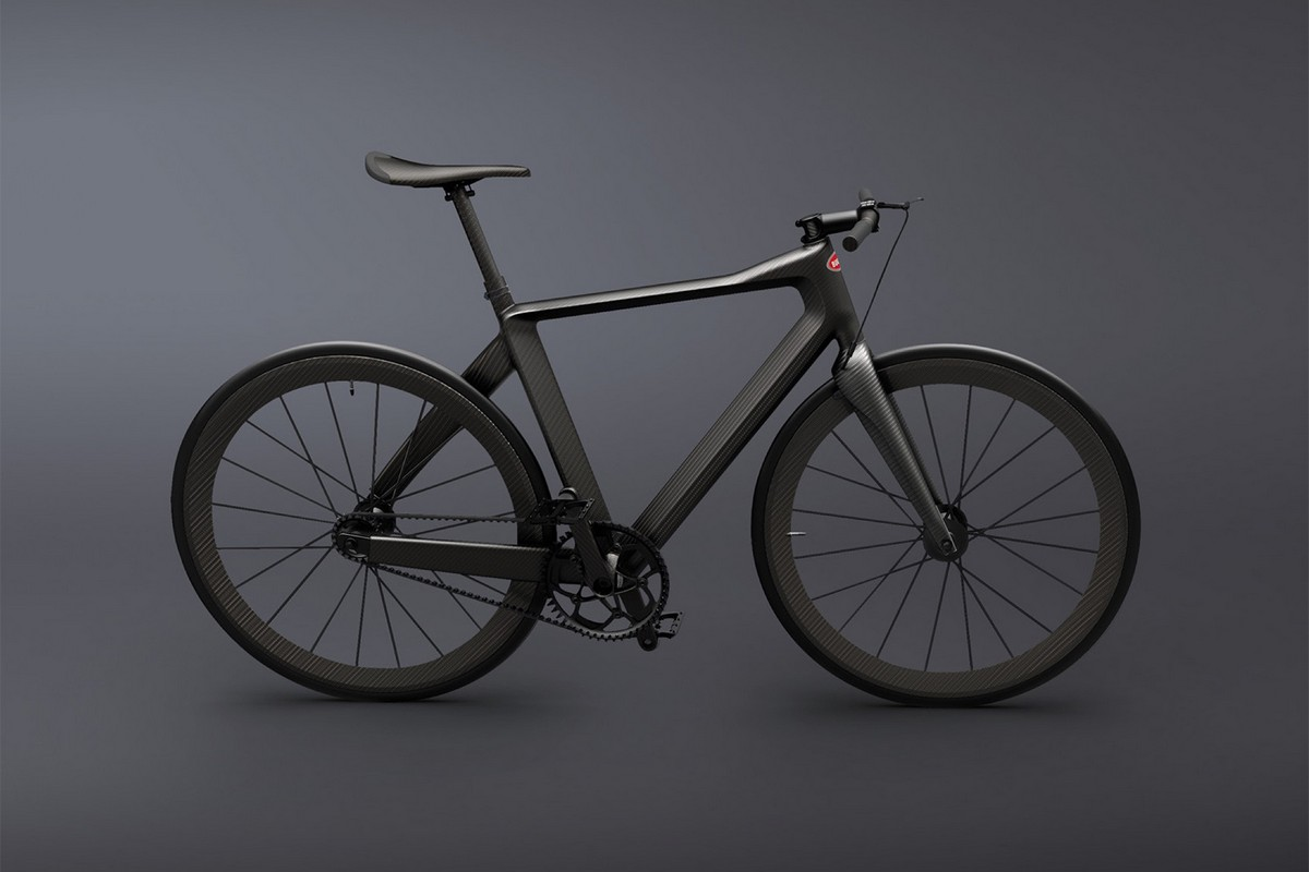 Bugatti представила велосипед за $39 тысяч