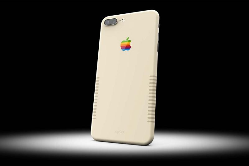 Colorware выпустила iPhone 7 Plus Retro