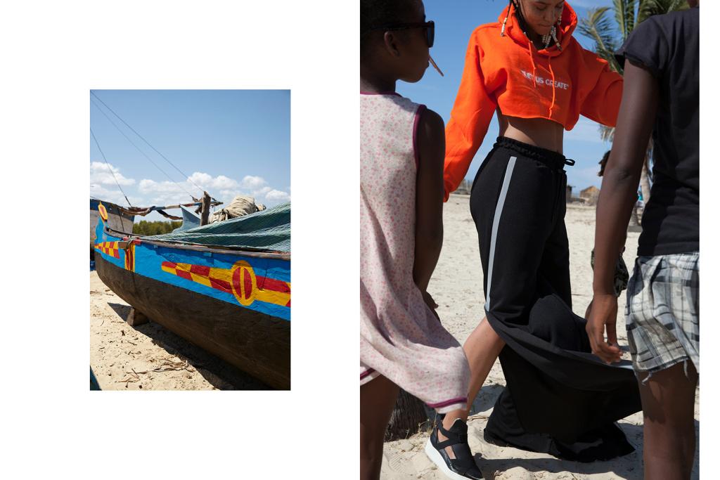 Лукбук Filling Pieces весна/лето 2017 передает позитивную энергию Мадагаскара