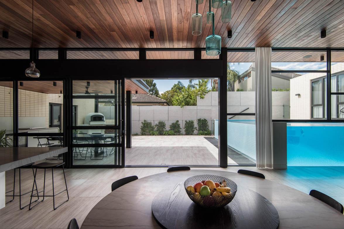 Ivanhoe House – дивный современный австралийский оазис