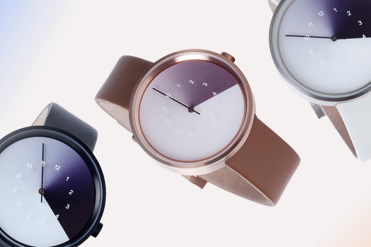 Дизайнер Jiwoong Jung вместе с Anicorn создали часы «Hidden Time»
