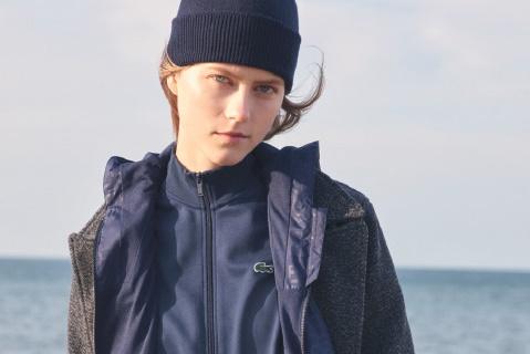 Осенне-зимняя коллекция от Lacoste и ее драгоценная спортивная одежда