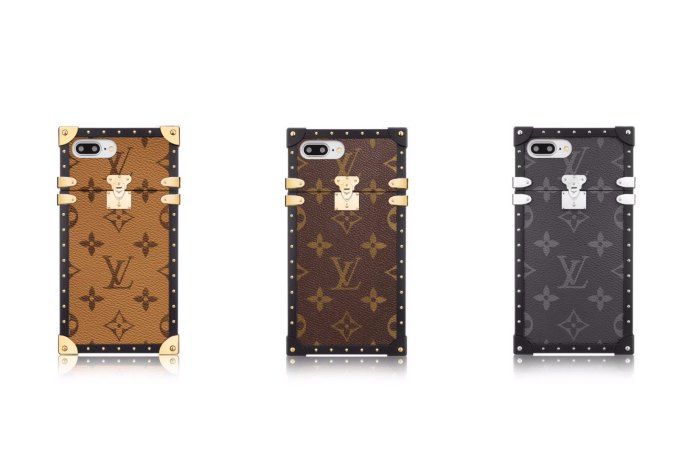 Louis Vuitton выпустил чехлы для iPhone 7 и 7 Plus
