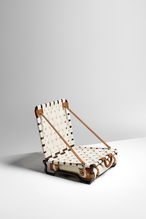 Louis Vuitton запускает новую коллекцию мебели Objets Nomades