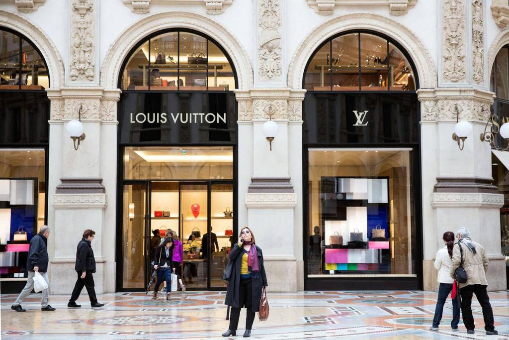 LVMH сообщает о запуске собственного онлайн-магазина