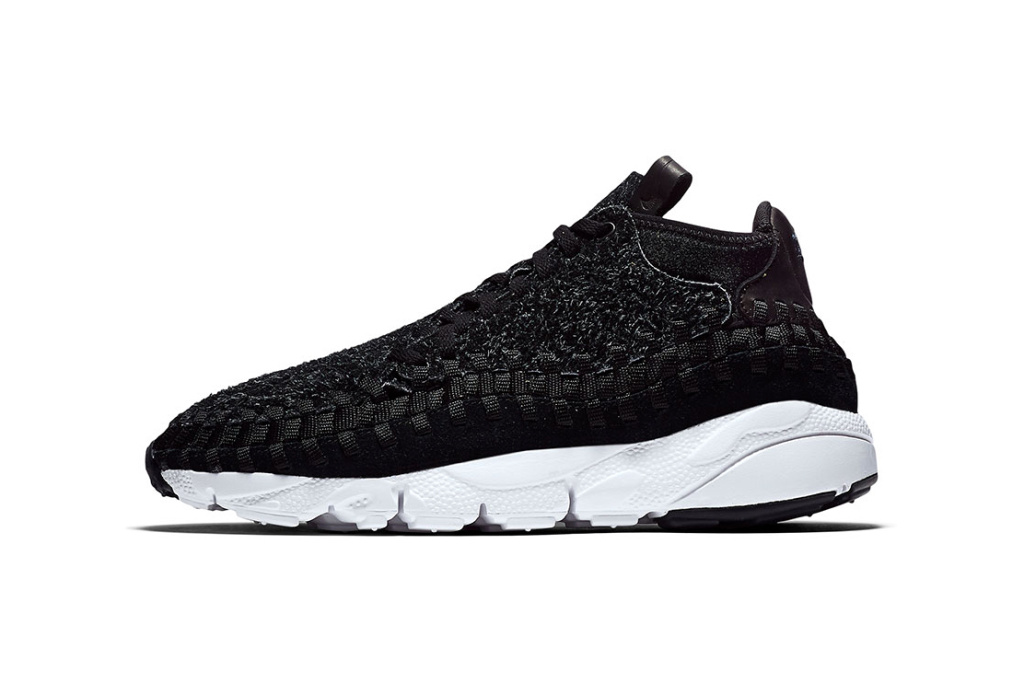 Nike выпустил Air Footscape Woven Chukka из «лохматой замши»