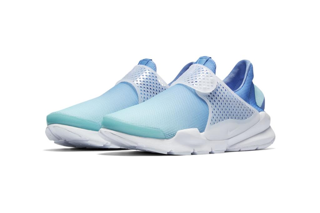 Nike освежили Sock Dart Breeze с помощью омбре