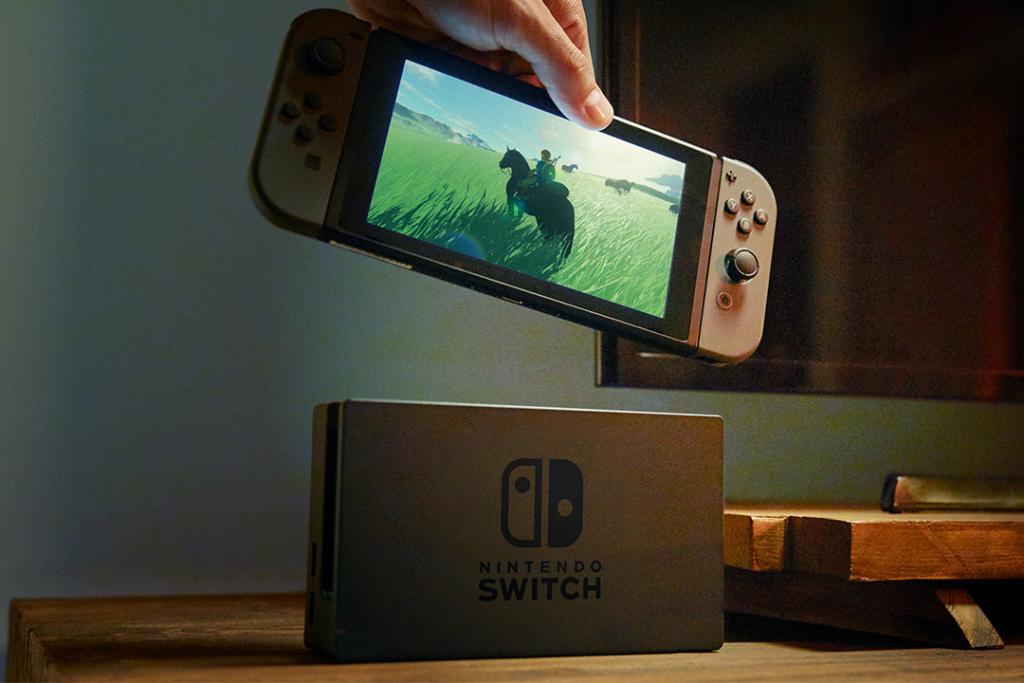 Nintendo Switch: компания увеличит производство консолей в два раза