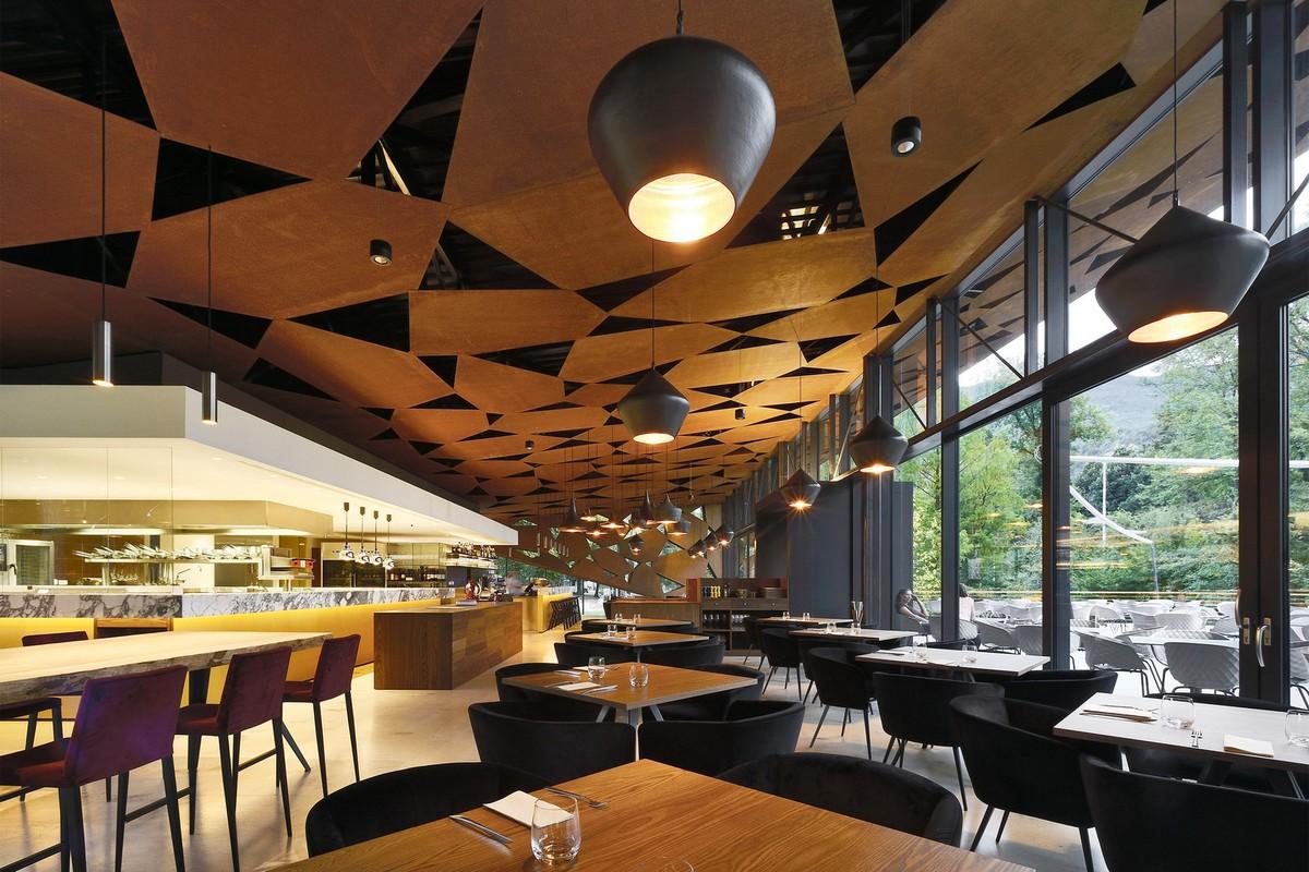 Ресторан Brix 0.1 в Брессаноне