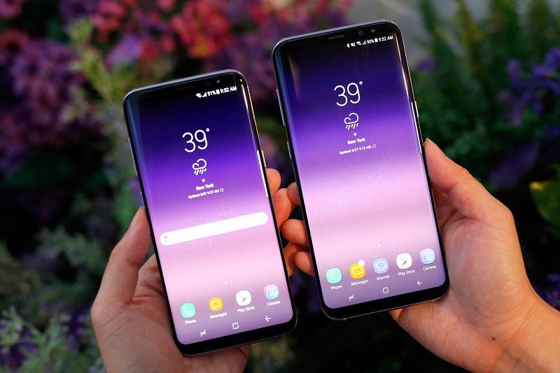 Флагманские Samsung Galaxy S8 и S8 Plus представлены официально