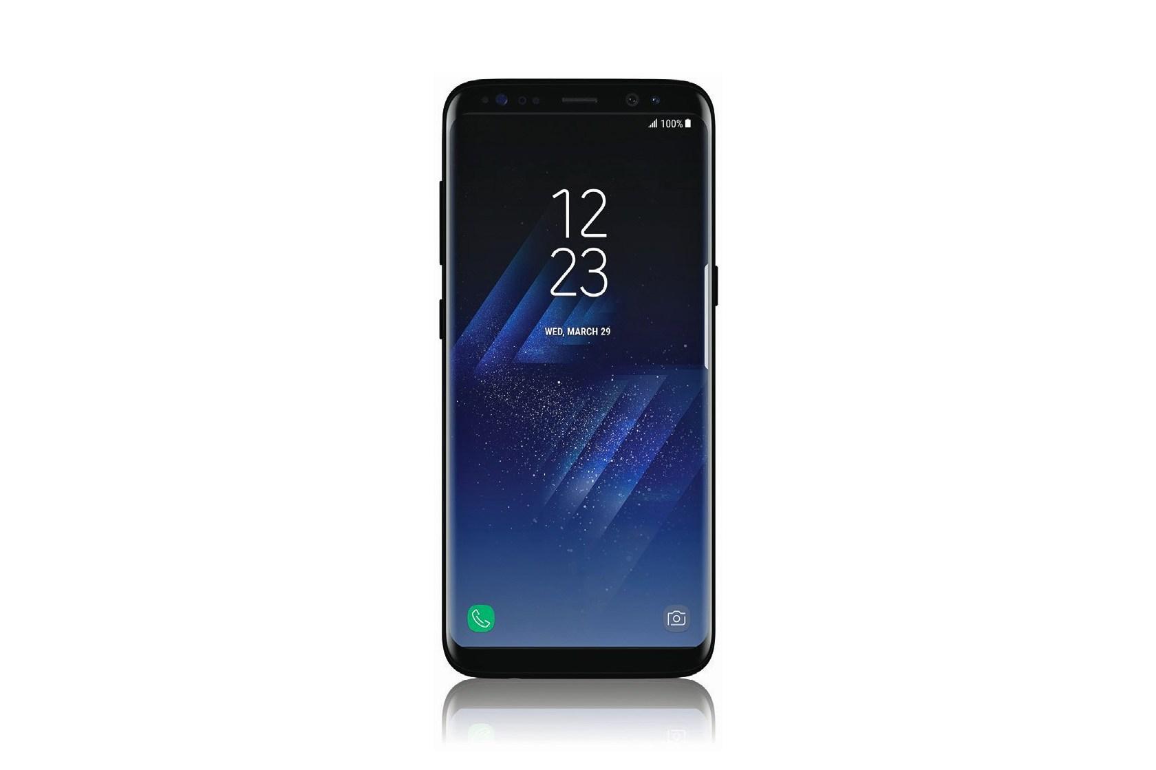 Эван Бласс показал фото Samsung Galaxy S8