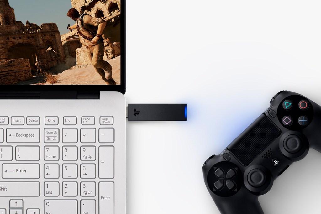 Sony предоставит возможность запускать игры с PlayStation 4 на ПК