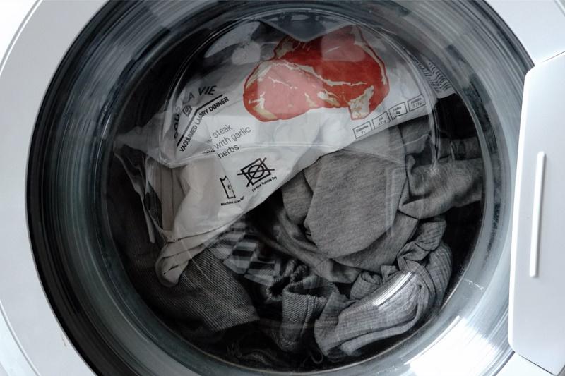 Готовим в стиральной машине с уникальными сумками от Ифтаха Газита