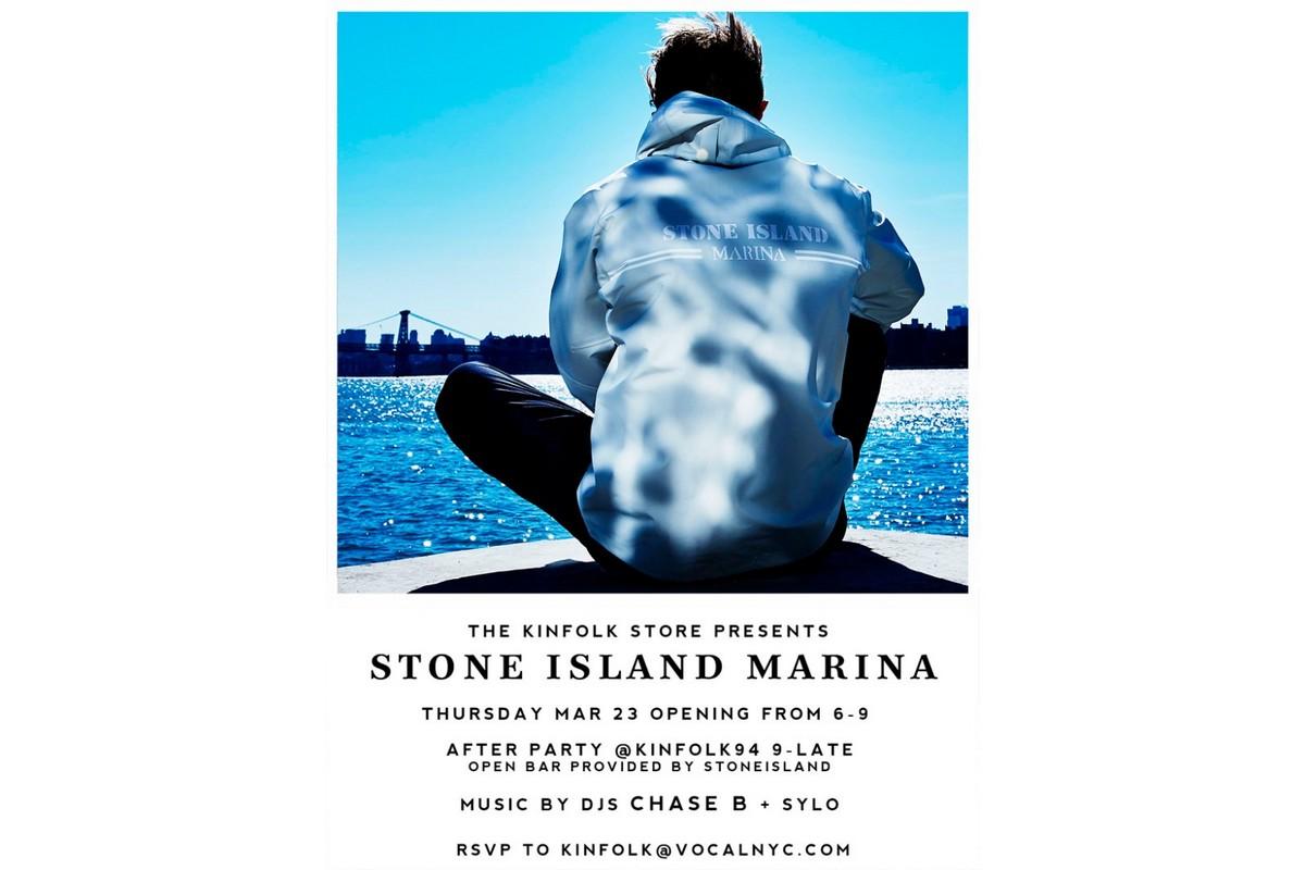 Магия Stone Island в США