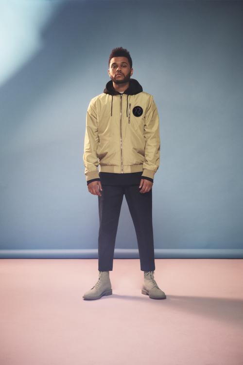 The Weeknd и H&M 2017 выпустят совместную линию одежды «Spring Icons»