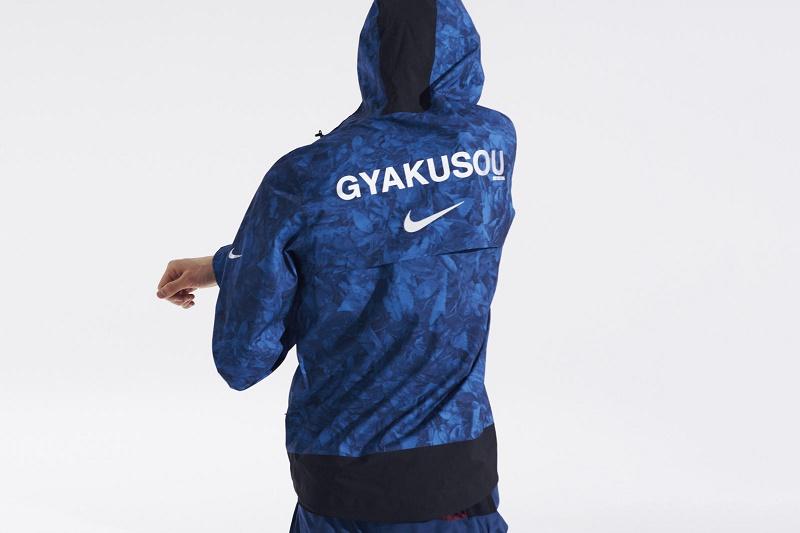 Бегать здорово в GYAKUSOU от UNDERCOVER и NikeLab