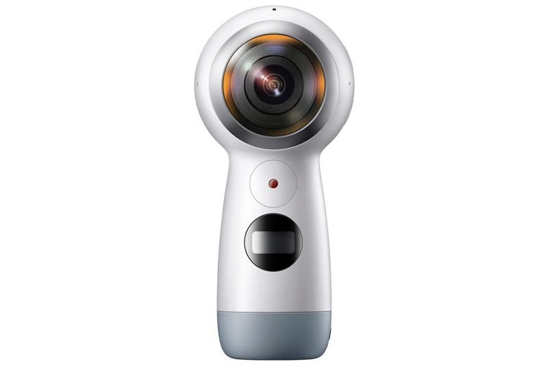 Новая панорамная камера Samsung Gear 360