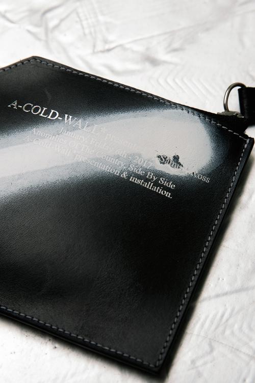 A-COLD-WALL* представили весенне-летнюю коллекцию «RESET»