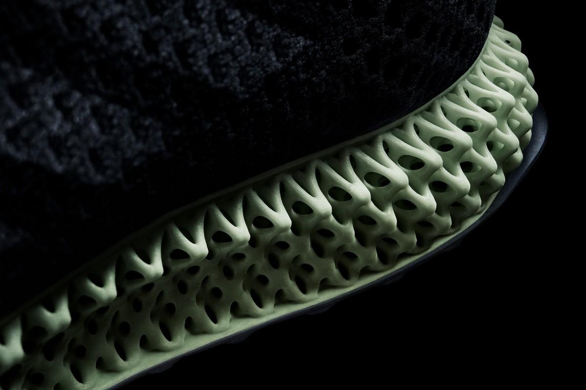 Официальный взгляд на Carbon x adidas Futurecraft 4D