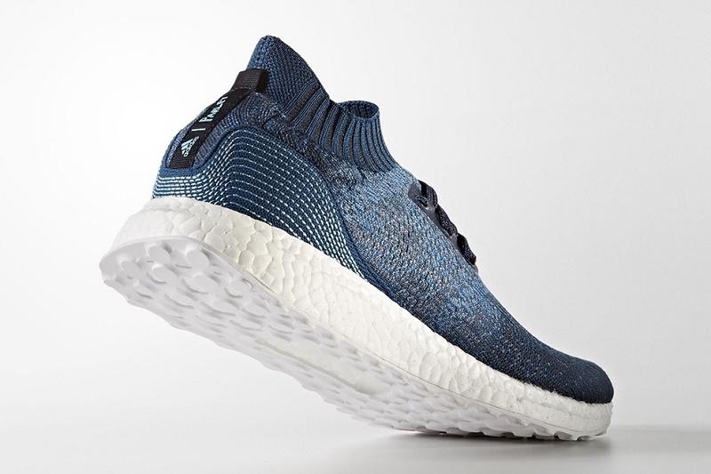 adidas и Parley объявляют дату релиза нового цветового решения для UltraBOOST Uncaged