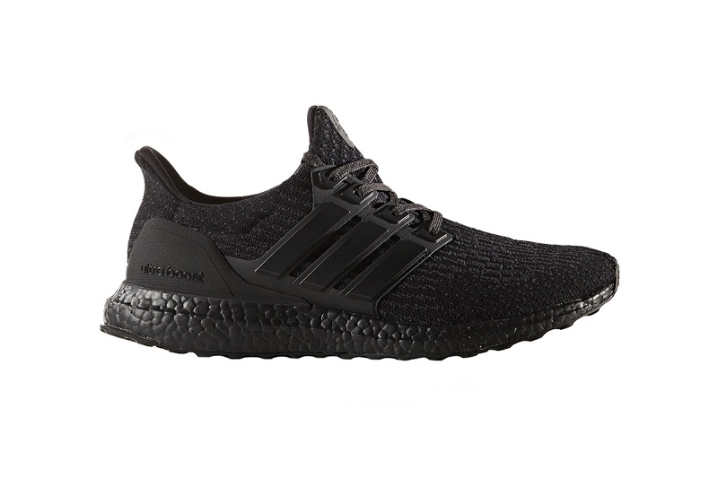 """Triple Black"" adidas UltraBOOST 3.0 слегка изменили"