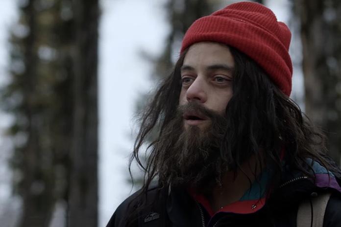 Рами Малек в новом трейлере фильма «Плохое сердце Бастера»