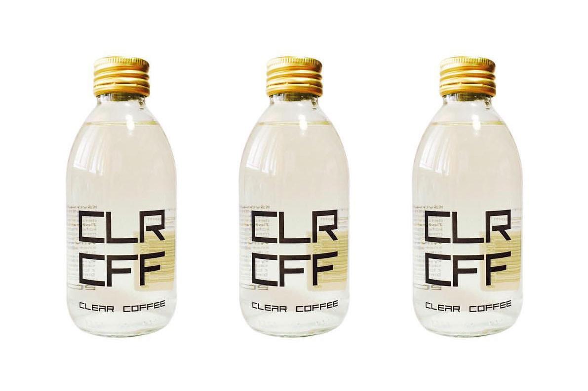 Насладитесь созерцанием первого в мире Чистого кофе