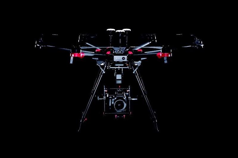 DJI и Hasselblad представили высококлассный дрон-камеру