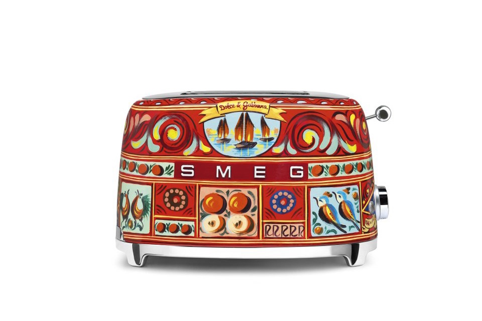 Dolce & Gabbana представляют линейку… кухонной техники