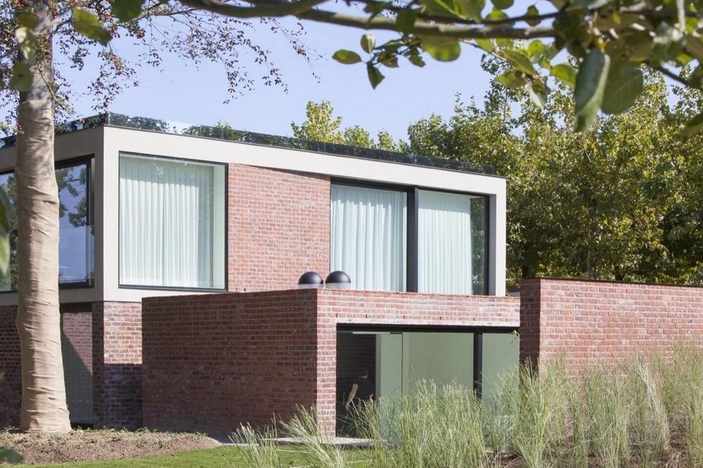 Дом архитектора в Бельгии