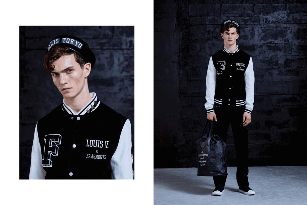 fragment design и Louis Vuitton представляют совместный лукбук