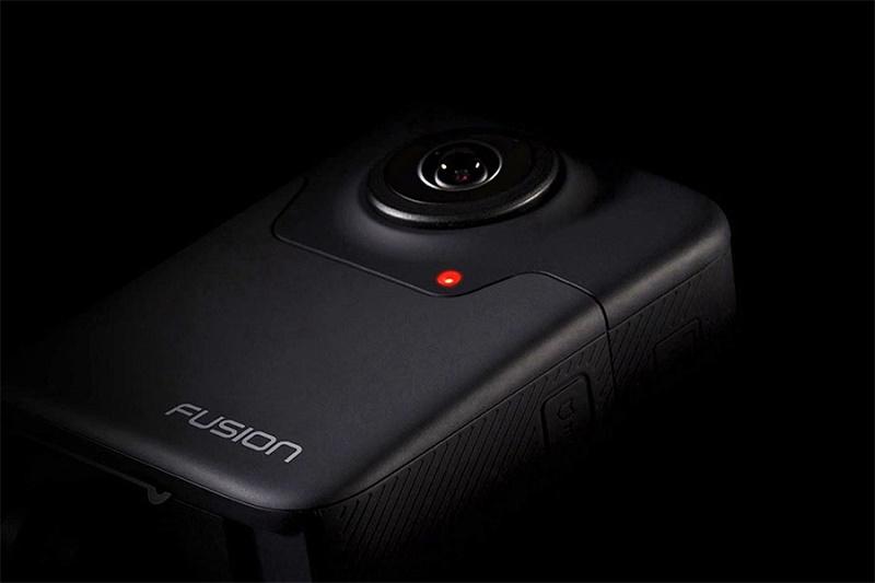 GoPro осенью выпустит сферическую камеру Fusion