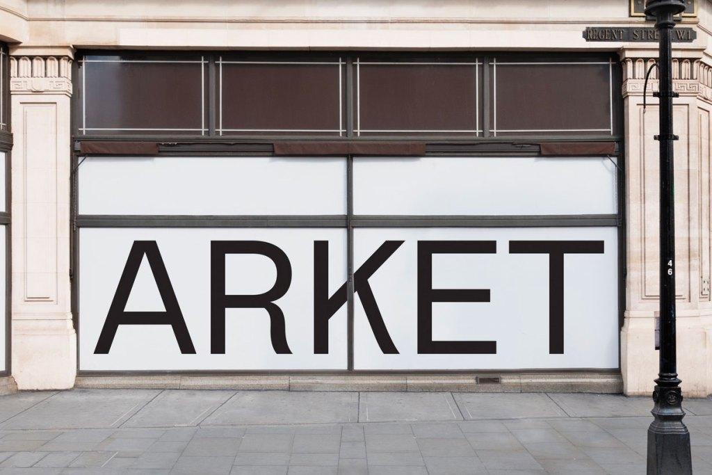 H&M готовится запустить новый розничный бренд — Arket