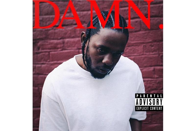Четвертый альбом Кендрика Ламара «DAMN.»