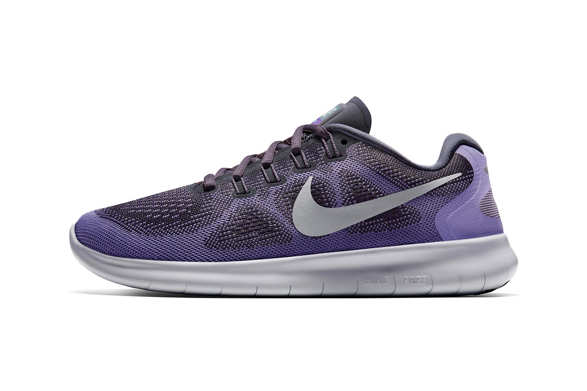 Коллекция Free RN от Nike демонстрирует 3 контрастирующие модели