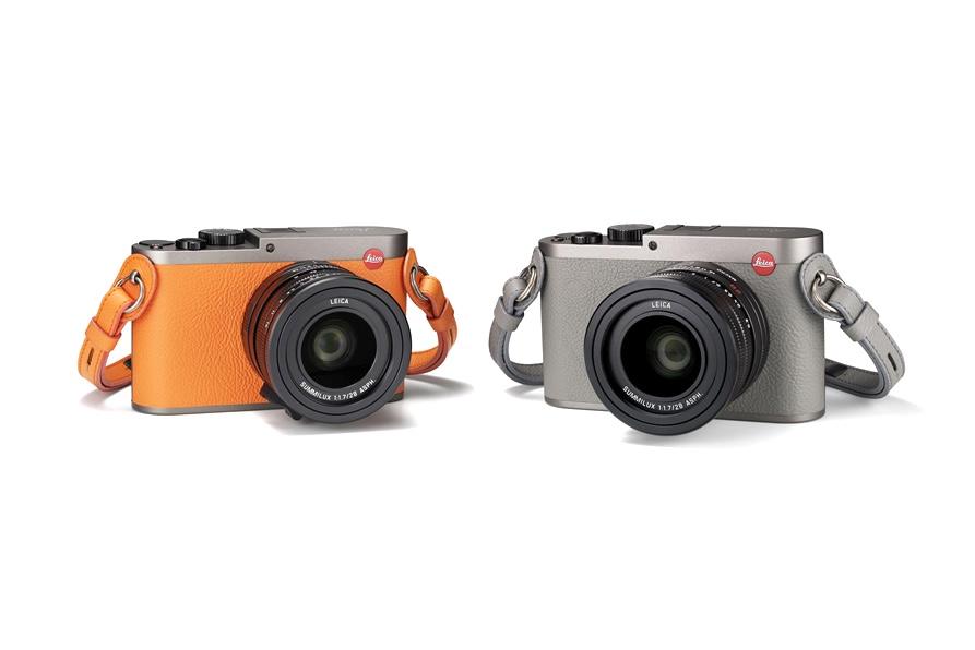 В честь открытия GINZA SIX Leica выпустит лимитированные Q-камеры