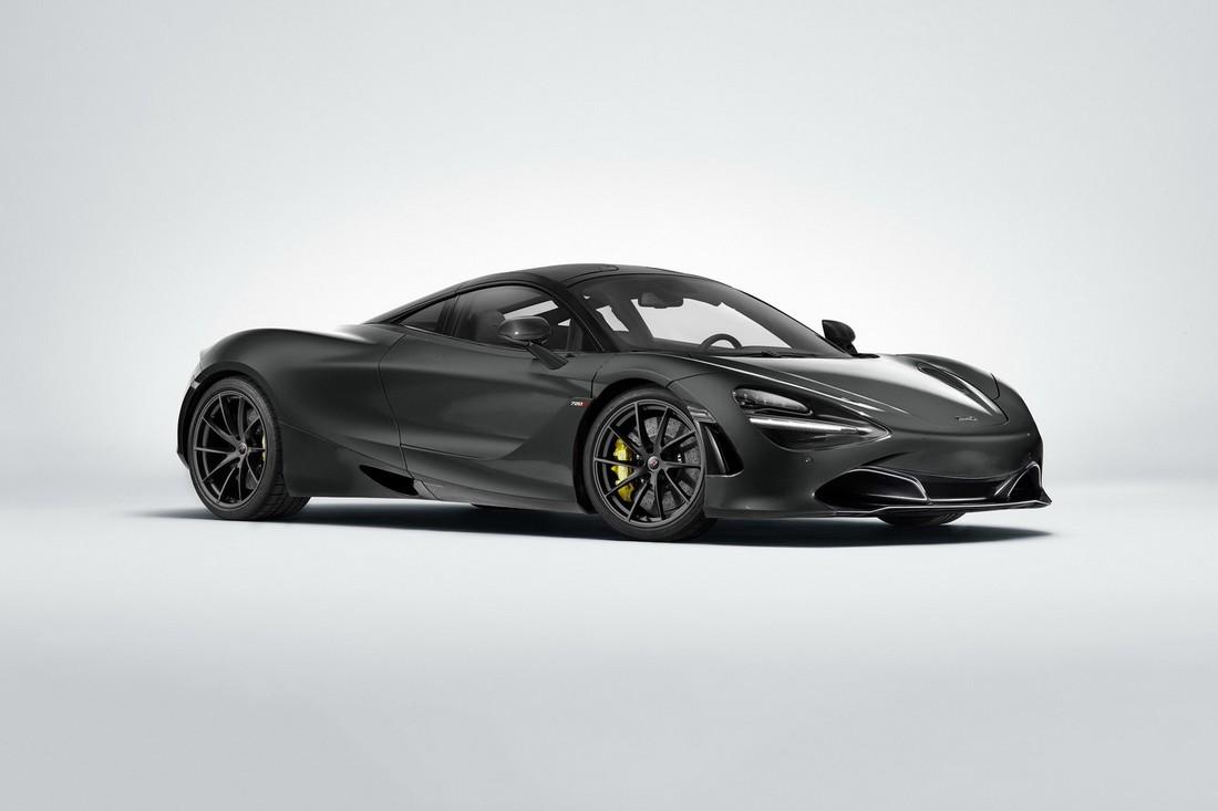 McLaren запустил в серию 720-сильное купе