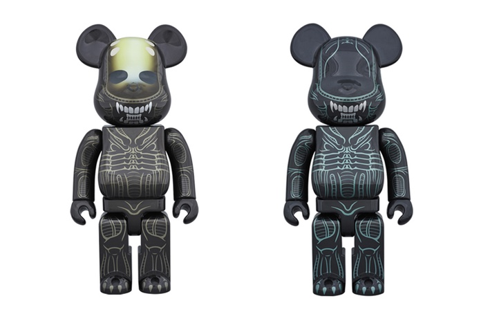 Medicom Toy возвращают «Alien» BE@RBRICKS