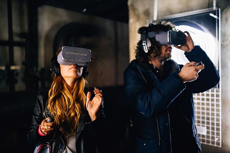Неужели виртуальная реальность заменит клубы?
