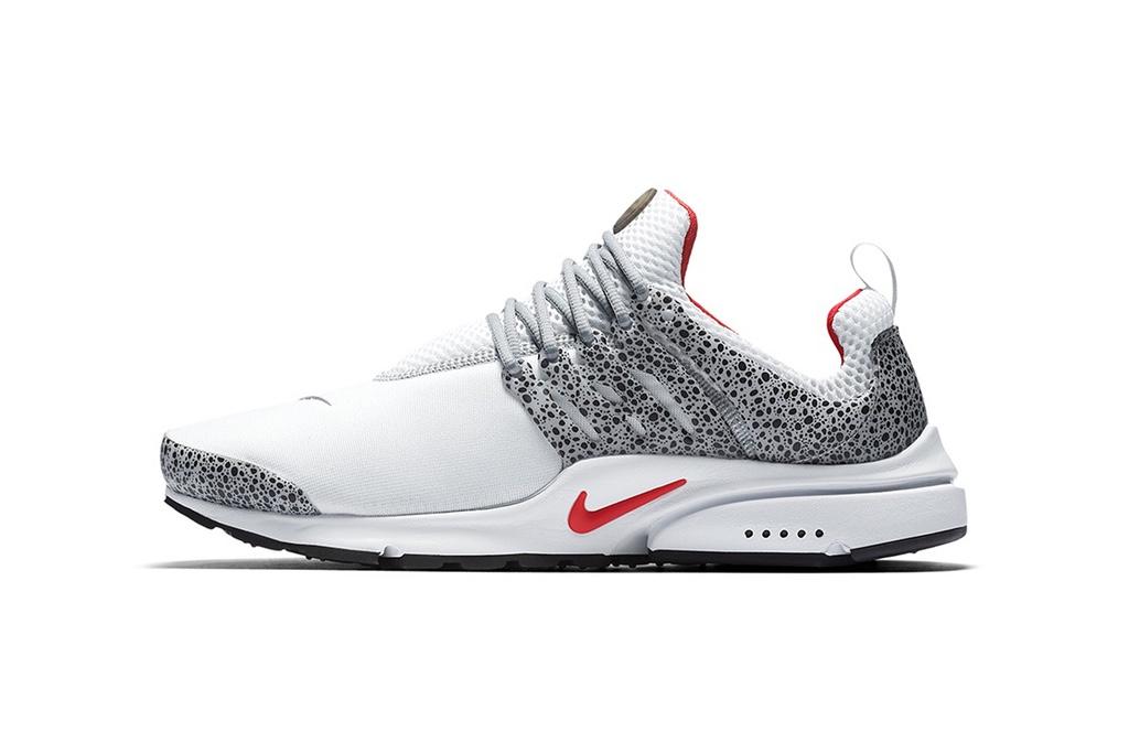 Еще больше Nike Air Presto «Safari» ожидают своего выхода