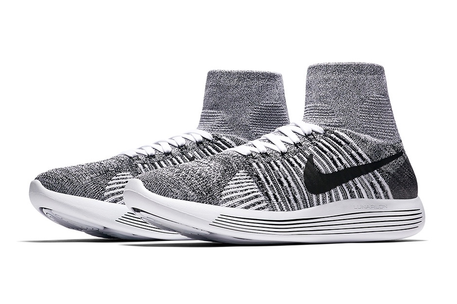 "Кроссовки LunarEpic Flyknit от Nike в расцветке ""Oreo"""